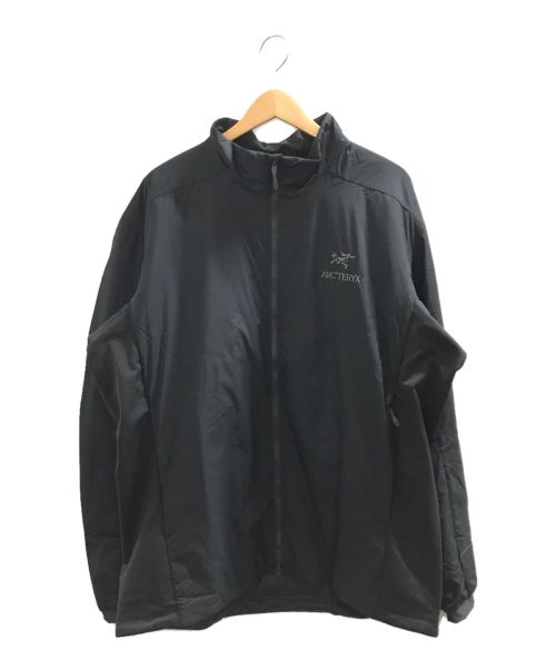 ARC'TERYX(アークテリクス)ARC'TERYX (アークテリクス) アトムLTジャケット ブラック サイズ:XLの古着・服飾アイテム