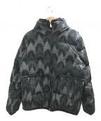 TATRAS()の古着「リバーシブルダウンジャケット」|ブラック