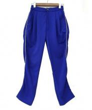BED J.W FORD(ベッドフォード)の古着「ジャージパンツ」|ブルー