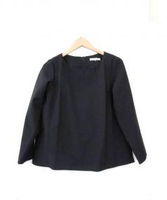 mica&deal(マイカアンドディール)の古着「セットアップブラウス」|ブラック