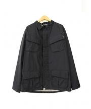 A BATHING APE(ア ベイシング エイプ)の古着「GORE-TEXナイロンジャケット」 ブラック