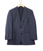 BOSS HUGO BOSS(ボス ヒューゴ ボス)の古着「セットアップスーツ」|グレー
