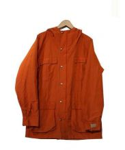 SIERRA DESIGNS(シェラデザイン)の古着「USA製60/40クロスマウンテンパーカー」|オレンジ