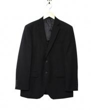 DURBAN(ダーバン)の古着「フォーマルセットアップスーツ」|ブラック