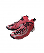 adidas×PHARRELL WILLIAMS(アディダス×ファレル・ウィリアムス)の古着「CRAZY BYW LVL X PW」|ピンク