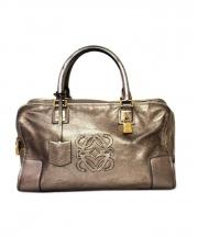 LOEWE(ロエベ)の古着「ハンドバッグ」|シャインゴールド