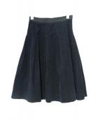 MARGARET HOWELL(マーガレットハウエル)の古着「ベイビーニードルコーデュロイスカート」