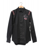DIOR HOMME(ディオールオム)の古着「ラストナイトサマーパリ・シャツ」