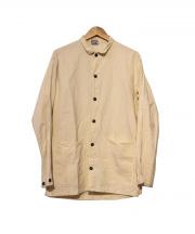 TENDER Co.(テンダー)の古着「ダブルカフフラットシャツ」