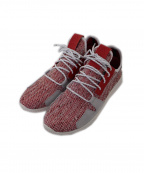 adidas×PHARRELL WILLIAMS(アディダス×ファレル・ウィリアムス)の古着「TENNIS HU V2」|レッド