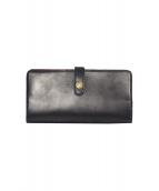 GLENROYAL(グレンロイヤル)の古着「フラップ付長財布」