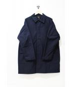 A VONTADE(ア ボンタージ)の古着「ラックスマックコート」|ブラック