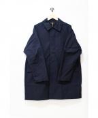 A vontade(アボンタージ)の古着「ラックスマックコート」|ブラック