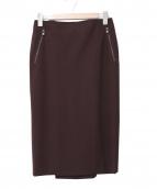 HERMES(エルメス)の古着「カデナ型ジップロングタイトスカート」