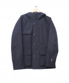 Woolrich(ウールリッチ)の古着「GTXマウンテンジャケット」|ブラック