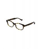 DITA(ディータ)の古着「伊達眼鏡/メガネ」|ブラウン