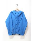 Woolrich(ウールリッチ)の古着「マウンテンパーカー/マウンテンジャケット」|スカイブルー
