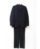 Cantarelli(カンタレリ)の古着「セットアップスーツ」|ブラック