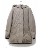 CANADA GOOSE(カナダグース)の古着「ダウンジャケット/ダウンコート」|コヨーテカーキ