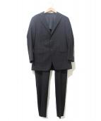 BARNEYS NEWYORK(バーニーズニューヨーク)の古着「セットアップスーツ」|ブラック