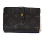 LOUIS VUITTON(ルイヴィトン)の古着「二つ折り財布/ポルト モネ・ヴィエノワ」 ブラウン