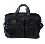 TUMI(トゥミ)の古着「2WAYブリーフケース/ビジネスバッグ」 ブラック