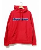 Supreme(シュプリーム)の古着「パーカー」 レッド