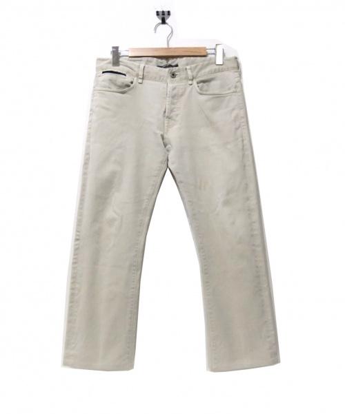 INCOTEX(インコテックス)INCOTEX (インコテックス) パンツ ベージュ サイズ:W33の古着・服飾アイテム