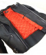 中古・古着 HORN WORKS (ホーンワークス) モーターサイクルレザージャケット ブラック サイズ:LL:5800円