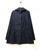 EVEX by KRIZIA(エヴェックスバイクリツィア)の古着「フーデッドジャケット」|ネイビー
