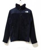 THE NORTH FACE(ザノースフェイス)の古着「フリースジャケット」|ブラック