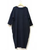THE NORTHFACE PURPLELABEL(ザノースフェイスパープルレーベル)の古着「5.5oz Crew Neck Dress」 ブラック