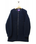 THE NORTHFACE PURPLELABEL(ザノースフェイスパープルレーベル)の古着「Field Denali Coat」|ネイビー