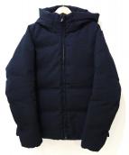 BEAUTY&YOUTH(ビューティーアンドユース)の古着「ダウンジャケット」|ブラック