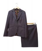 Paul Smith BLACK(ポールスミスブラック)の古着「セットアップスーツ」|グレー