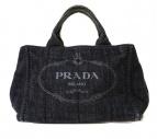 PRADA(プラダ)の古着「カナパ」|グレー