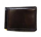 GLENROYAL(グレンロイヤル)の古着「マネークリップ付財布」|ダークブラウン