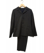 JURGEN LEHL(ヨーガンレール)の古着「ウールセットアップ」|グレー