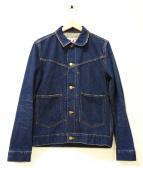 TMT(ティーエムティー)の古着「デニムジャケット」|インディゴ