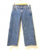 SIMON MILLER(サイモンミラー)の古着「カットオフデニム」|インディゴ