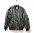 MARKAWARE(マーカウェア)の古着「ミリタリージャケット」|オリーブ