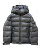 MONCLER(モンクレール)の古着「パデッドジャケット(キッズ)」|グレー
