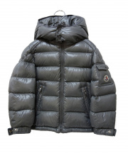 MONCLER(モンクレール)の古着「パデッドジャケット(キッズ)」|グレー