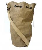 Jean Paul Gaultier homme(ジャンポールゴルチェオム)の古着「[OLD]ショルダーバッグ」 ベージュ