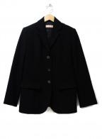 OLD ENGLAND(オールドイングランド)の古着「ウールジャケット」|ブラック