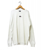 AMERI(アメリヴィンテージ)の古着「COLLAB L/S TEE」|ホワイト