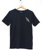 Saturdays NYC(サタデーズ ニューヨーク)の古着「プリントTシャツ」|ブラック