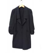 FOXEY NEWYORK(フォクシーニューヨーク)の古着「テーラードジャケット」|ブラック