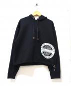LOUIS VUITTON(ルイヴィトン)の古着「プルオーバーパーカー」|ブラック