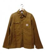 POINTER(ポインター)の古着「カバーオール」 ブラウン